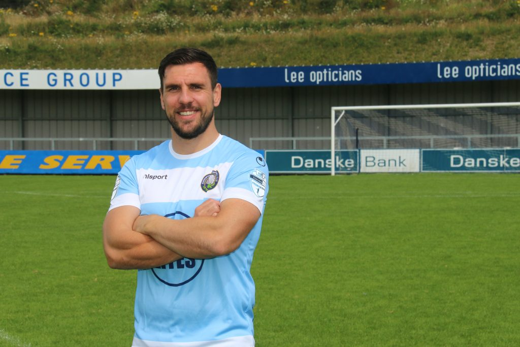 Warrenpoint Town FC » Building on Experience